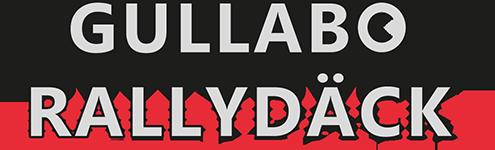 Logotyp Gullabo Rallydäck